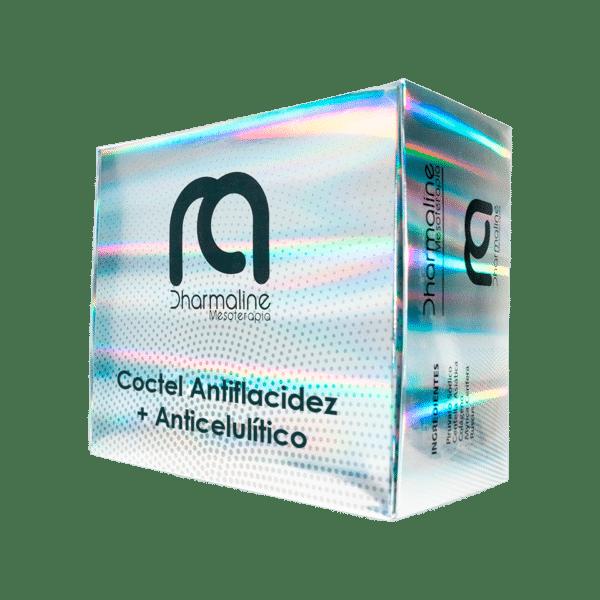 Coctel Antiflacidez + Anticelulítico 100 Dharmaline Beauter Cosmetic