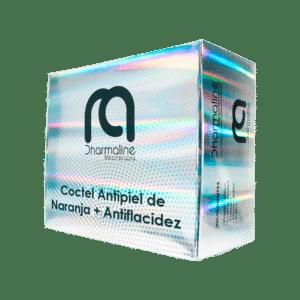 Coctel Antipiel de Naranja + Antiflacidez 100 Ámp Dharmaline Beauter Cosmetic
