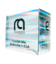 Coctel Mix Reductor + CLA 100 Ámp Dharmaline Beauter Cosmetic