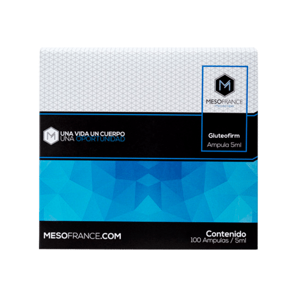 Gluteofirm Mesofrance Beauter Cosmetic