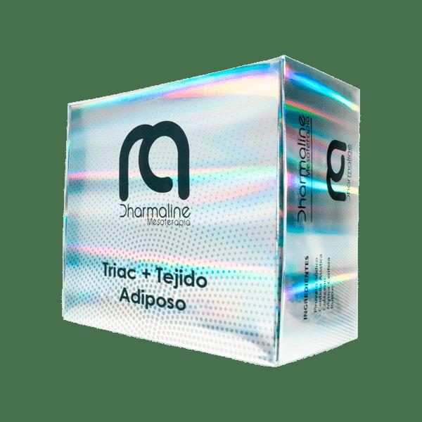 Triac + Tejido Adiposo 100 Ámp Dharmaline Beauter Cosmetic